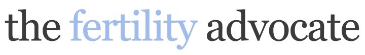 the fertility advocate logo