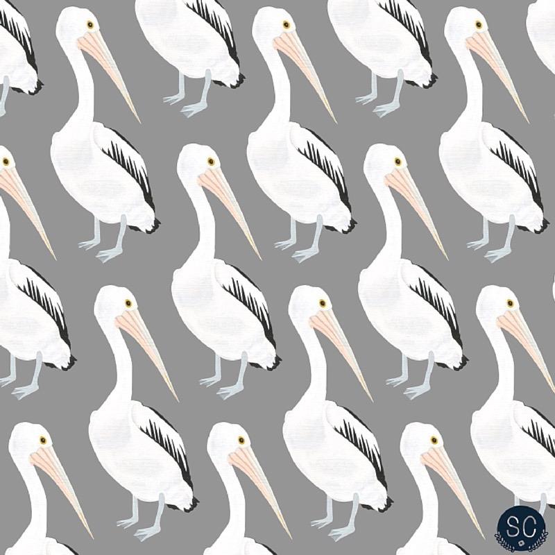 Pelican Pattern