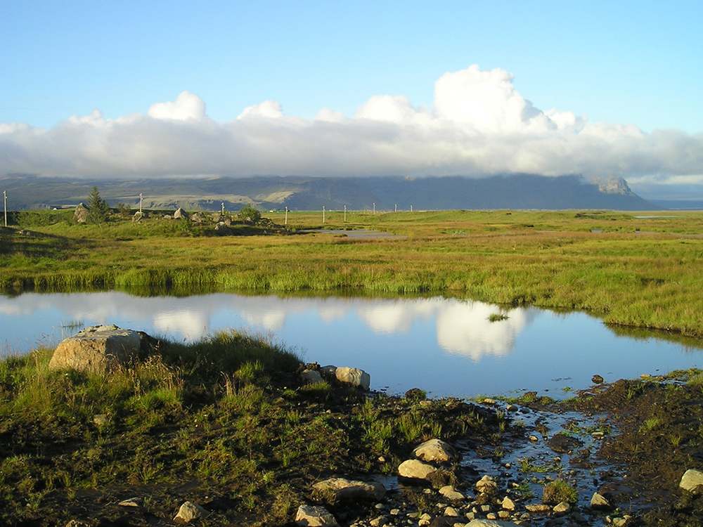 Hvoll, Iceland