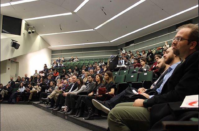 """NETSA """"Gelecek Burada"""" etkinliğimize katılım gösteren herkese teşekkürlerimizi sunuyoruz. #netsagelecegebakis #gelecekburada #boston #massachusetts #newengland"""