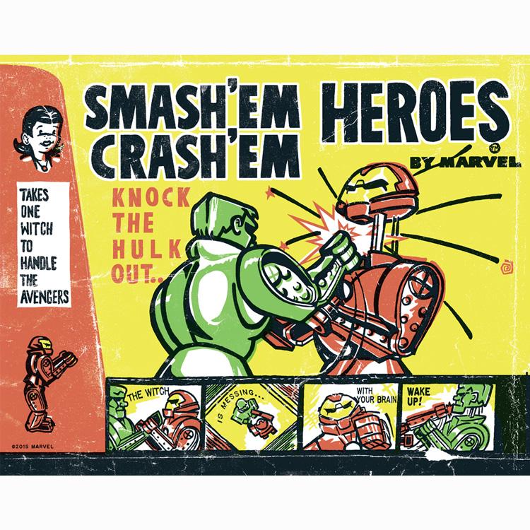 Smash 'Em Up