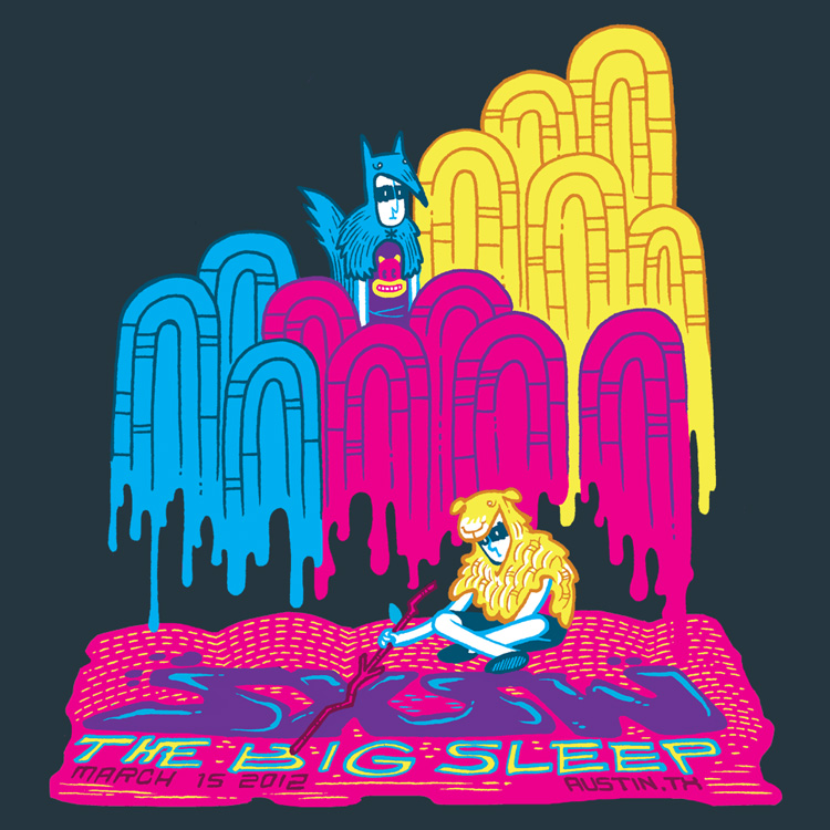 SXSW x The Big Sleep