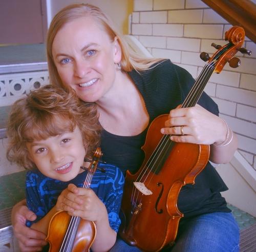 Suzuki Violin Lessons Cincinnati