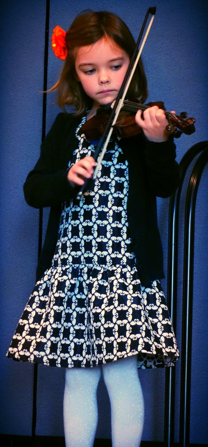 Violin 100 Day Practice Club