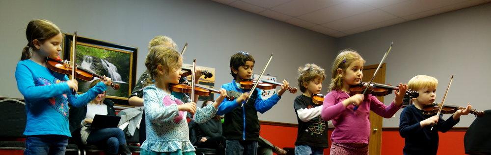 Cincinnati Violin Class