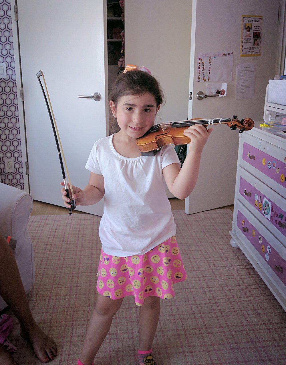 NYC Violin Lessons