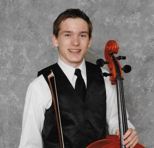 Minneapolis Cello Student