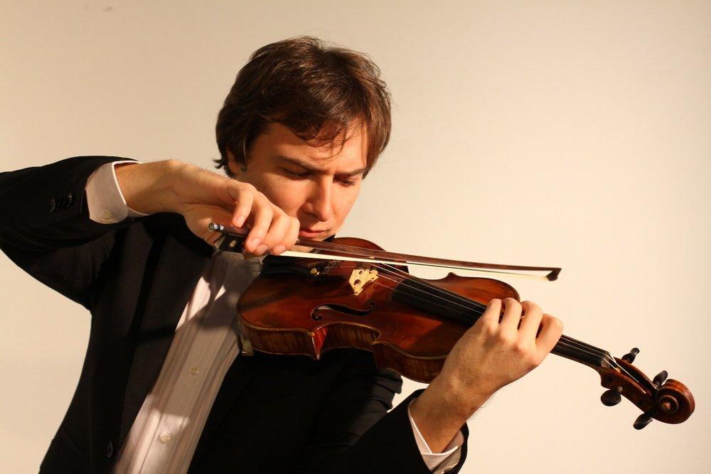 Dallas Violin Teacher