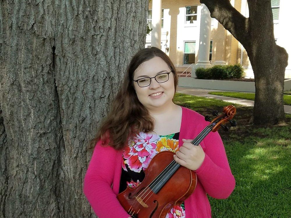 Arlington Texas Violin Lessons