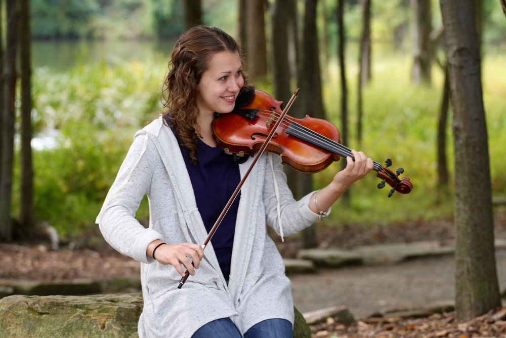 Columbus Violin Lessons in your home
