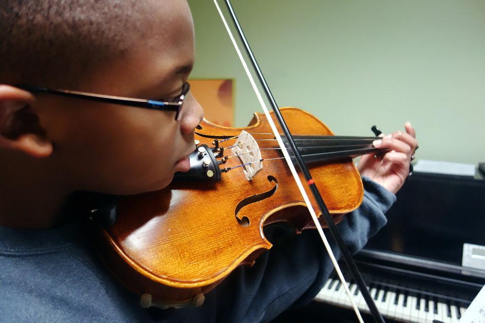 LA Violin and Piano Lessons