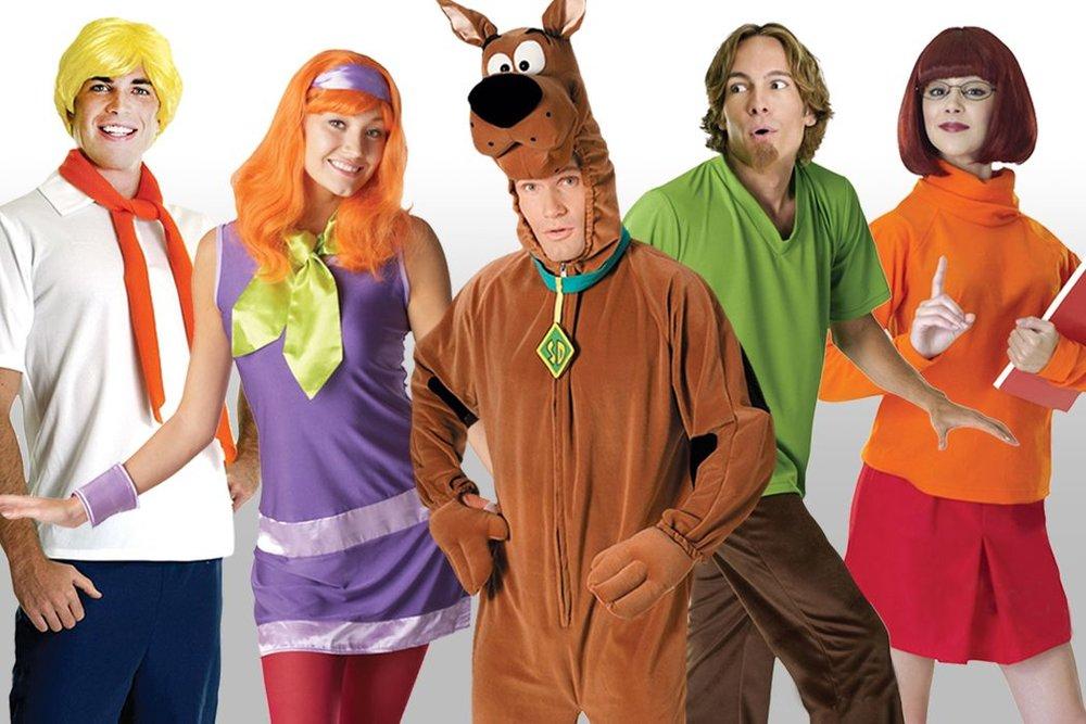 I Scooby dooby doon't feel sad!