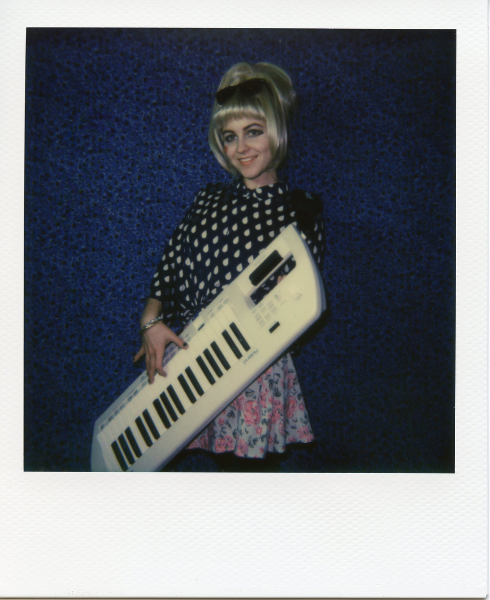 A Woman and Her Keytar.jpg
