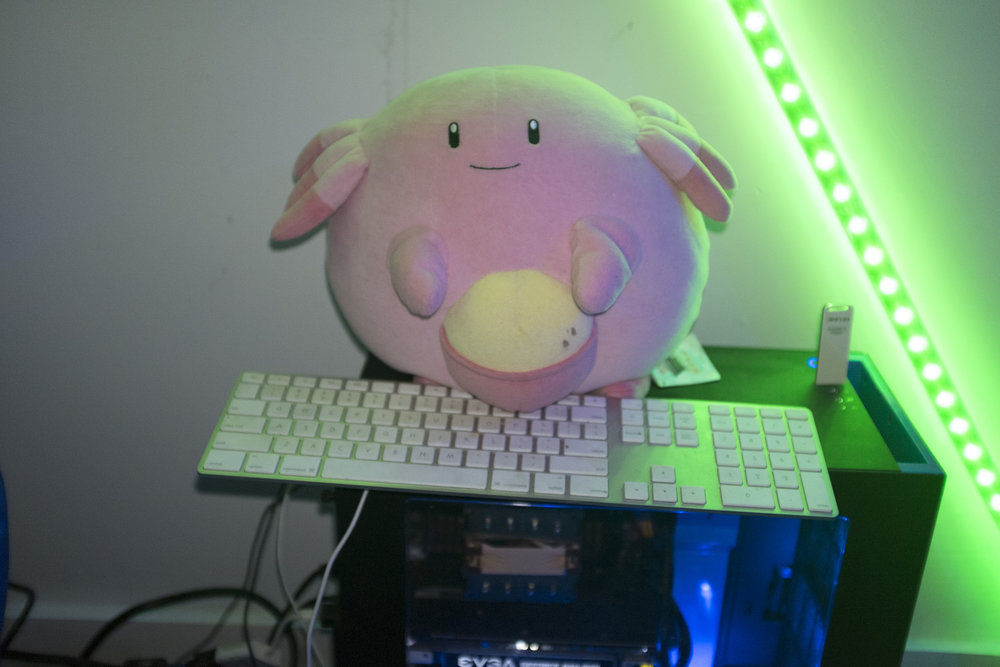 my attorney chansey