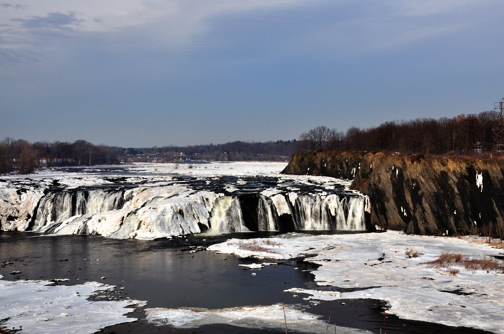Cohoes Falls, New Years 2011
