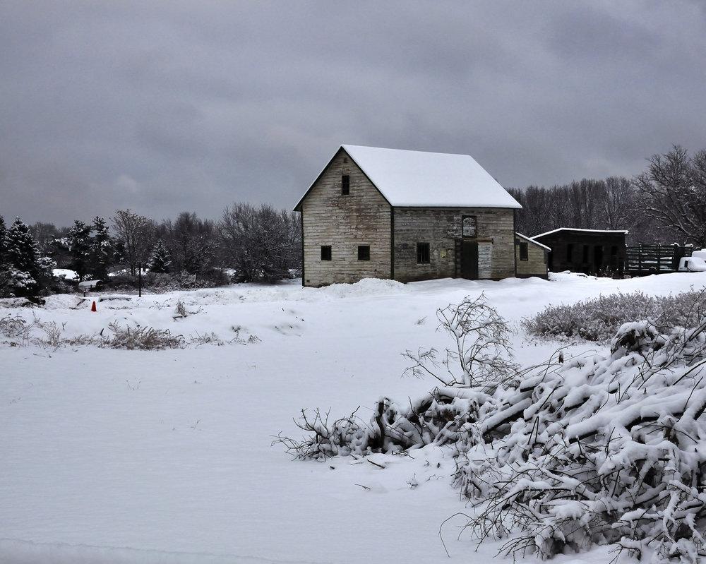 Barn on Albany Shaker Road