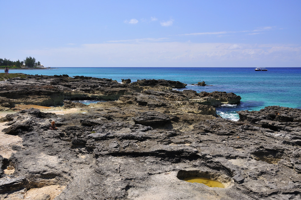 Rocks on Grand Cayman
