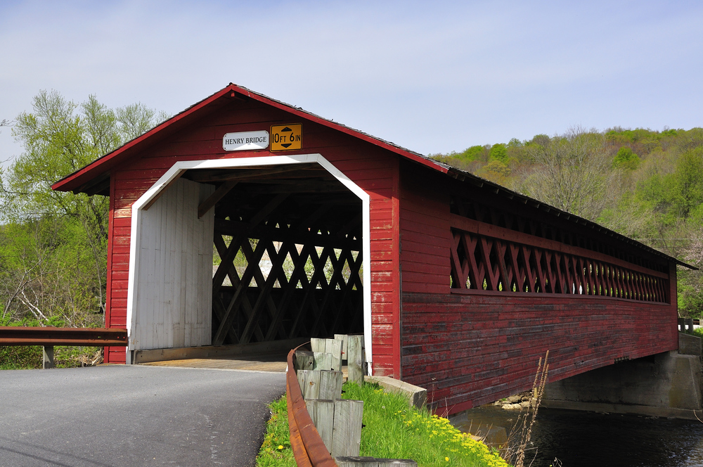 Henry Bridge, Bennington