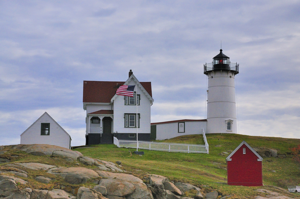 Nubble Light, York, ME