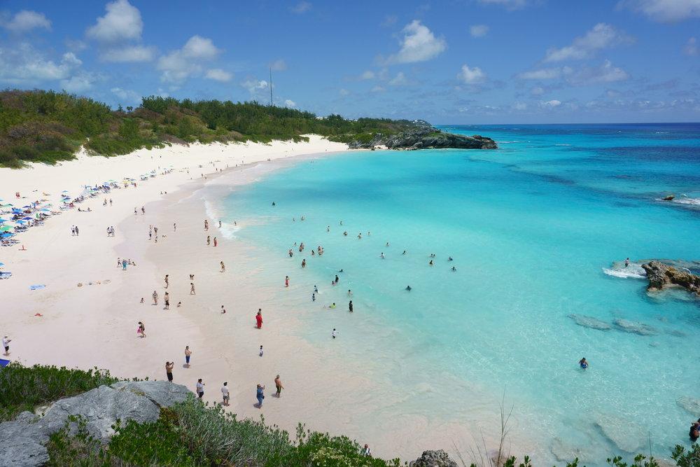 Horseshoe Beachscape, Bermuda