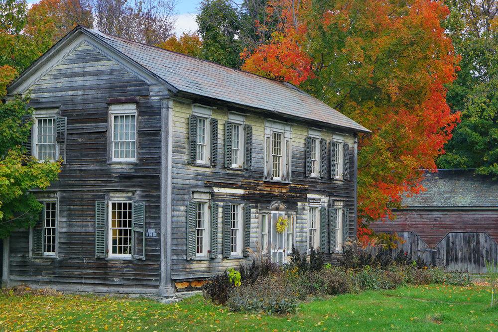 Farmhouse, Cropseyville NY