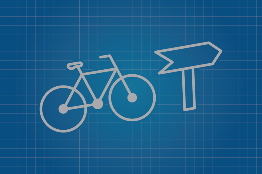 Coming soon!   BLUEPRINT FOR BETTER BICYCLING  for Ithaca and Tompkins County