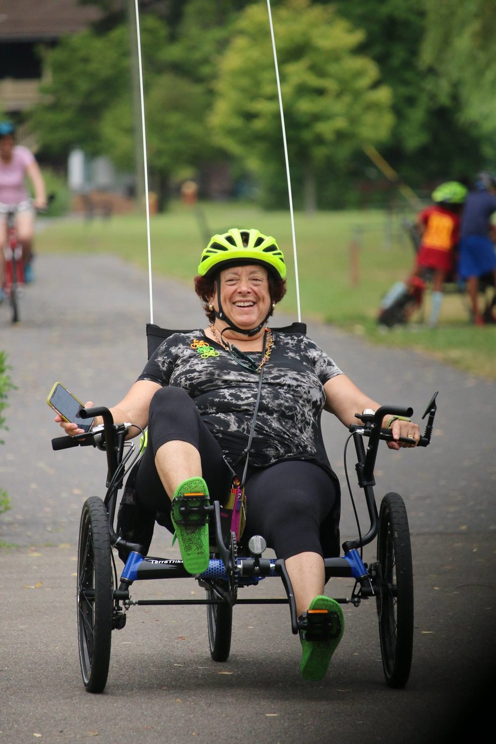 GIAC Seniors 2018 recumbent trike photo edna brown.jpg
