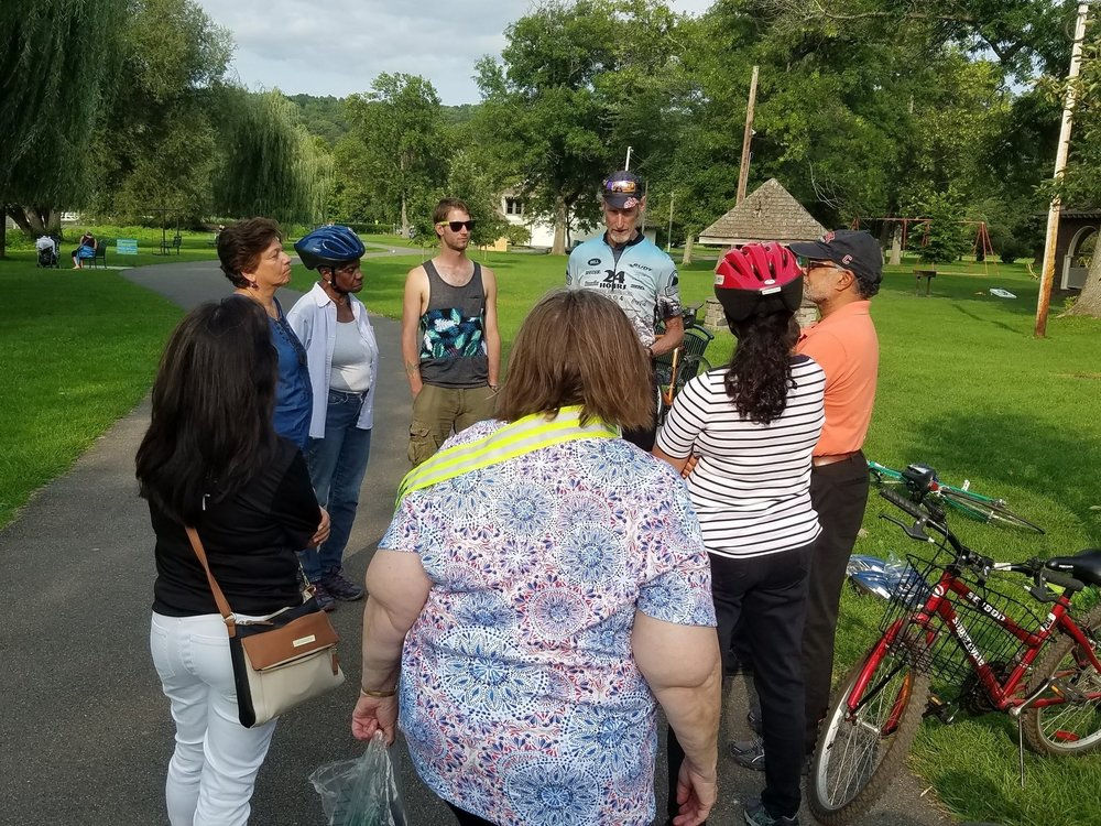 #RideSafeDriveSafe - Missed one of our events? You can learn how to bike and drive safer from the comfort of your home by watching two videos from our friends at NYBC.