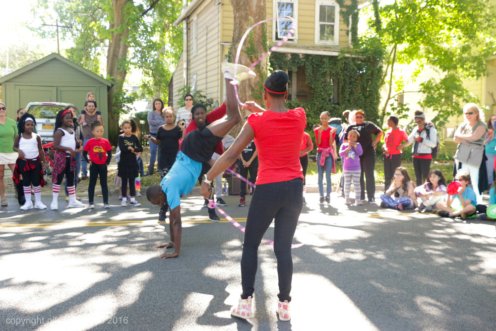 Streets Alive Jump Rope Competition