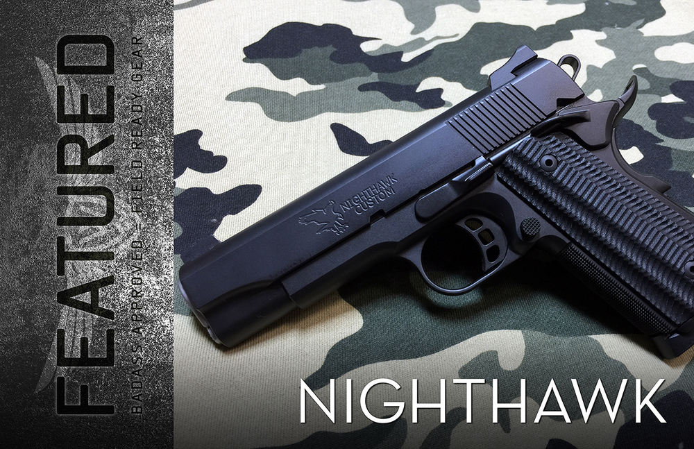 Nighthawk Custom T3
