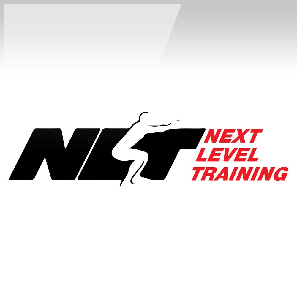 Next Level Training Logo White Glossy Logo by Graham Hnedak Brand G Creative 06 JAN 2016.jpg