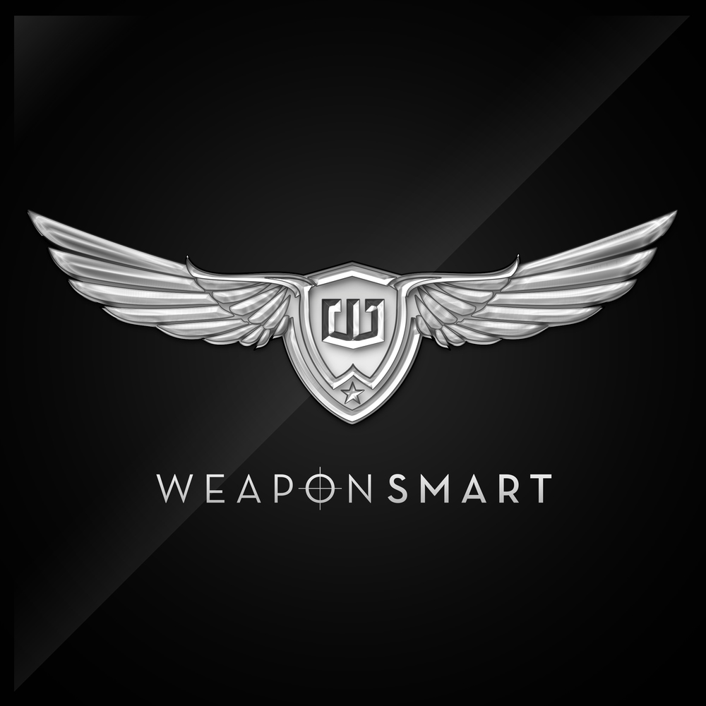 WeaponSmart Logo [v 8 - mo metal] by Graham Hnedak Brand G Creative 13 NOV 2015.jpg