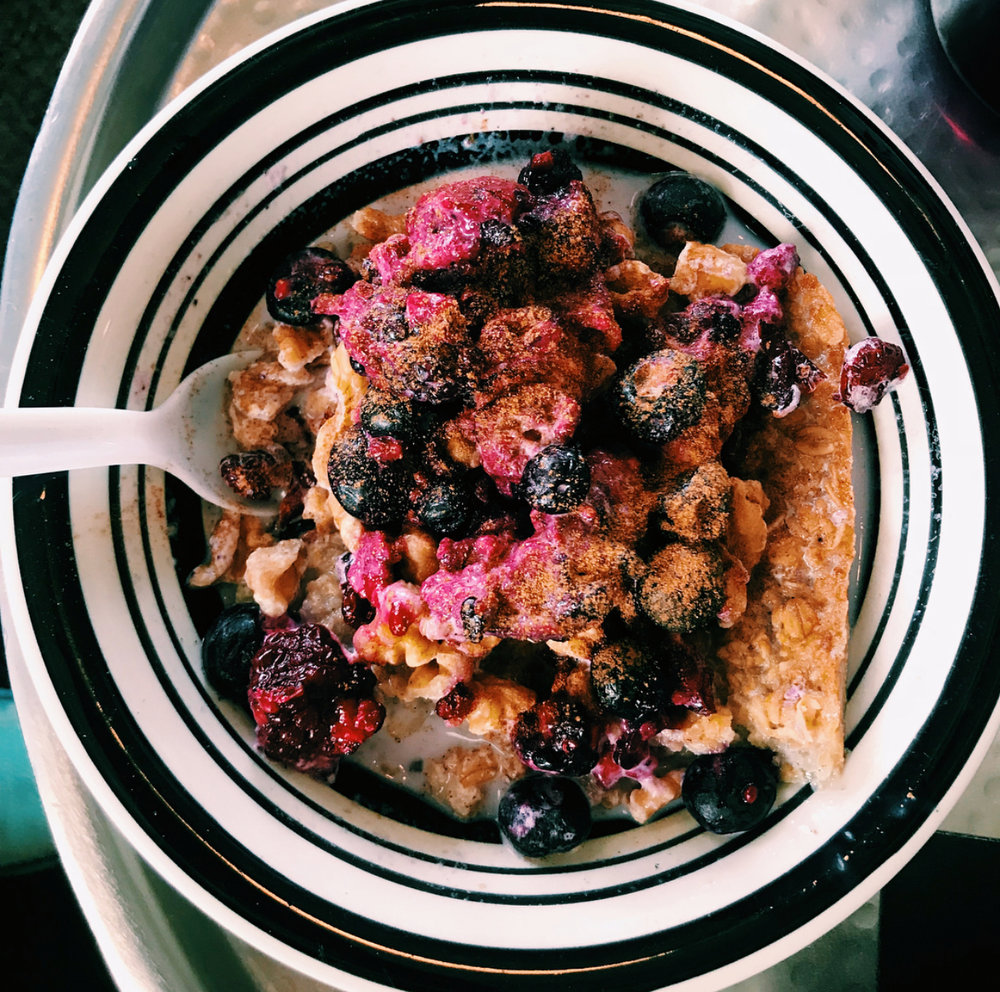 Ross House Coffee: Baked Oatmeal