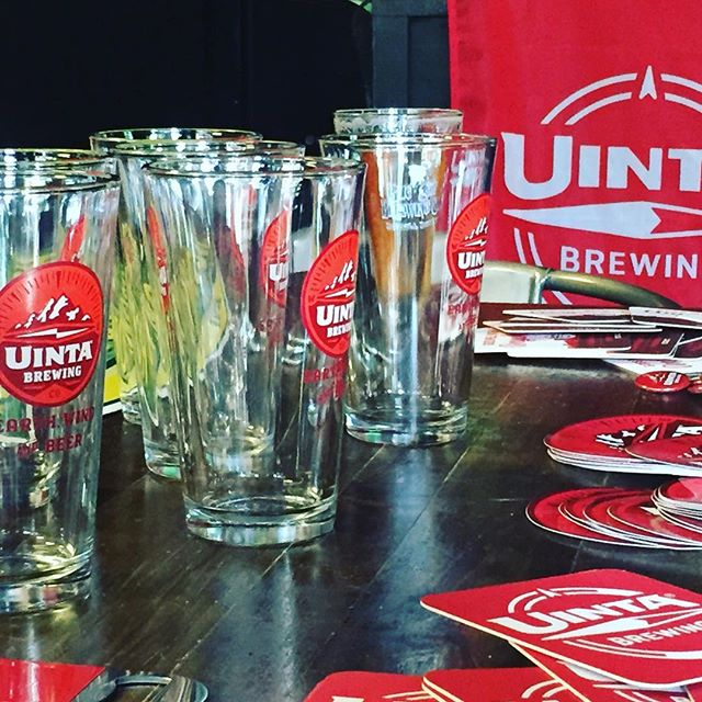 We've got @uintabrewing in the house! Come hang out for another wonderful #brewersnight in #woodinville at @collectiveontap !