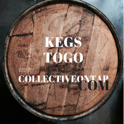 TOGO CRAFT BEER - Whether for a company celebration or a college graduation, The Collective on Tap has you covered. With access to hundreds of hard-to-find, local Craft Beers, you can be the HERO of the party!