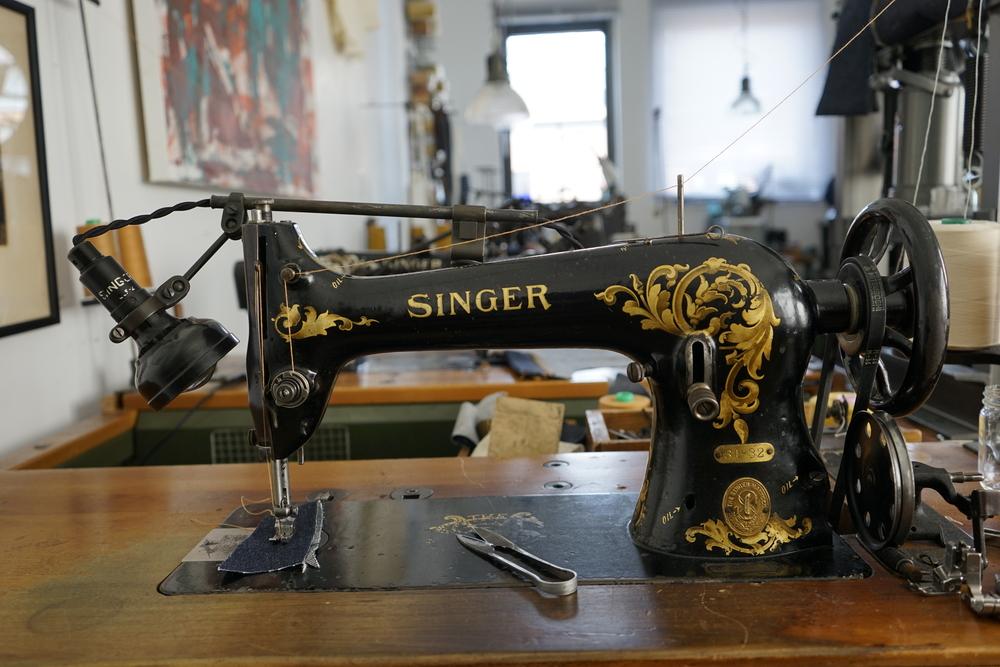 Singer #31