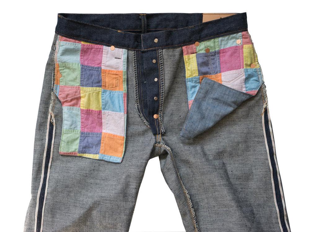 Custom Hand Pockets