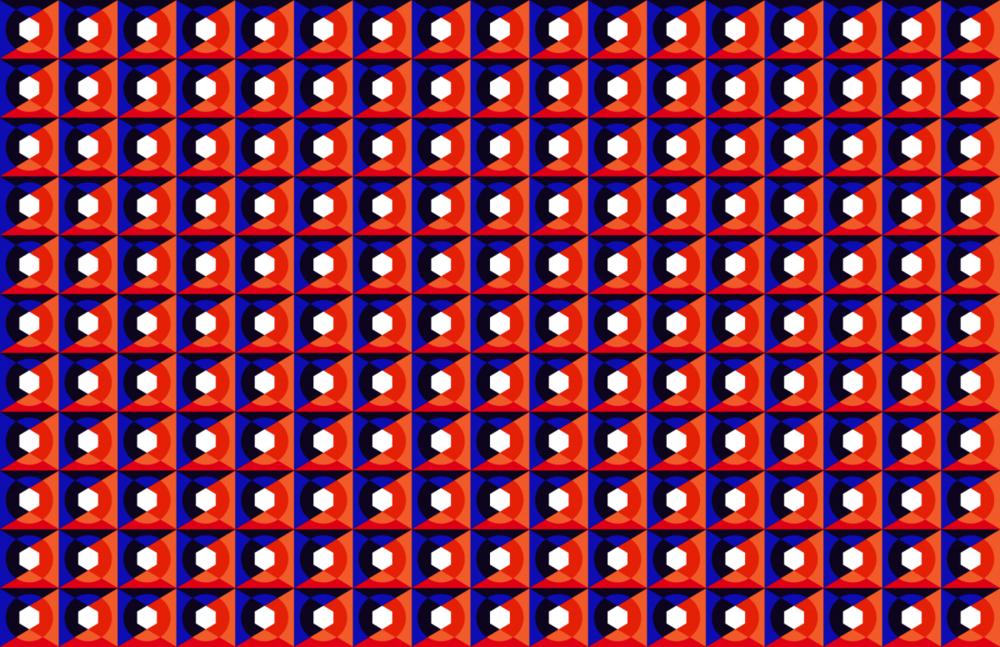 1/100 One Hundred Patterns —Ben Barry