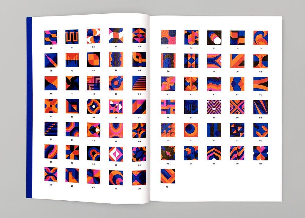 One Hundred Patterns —  Jessica Svendsen