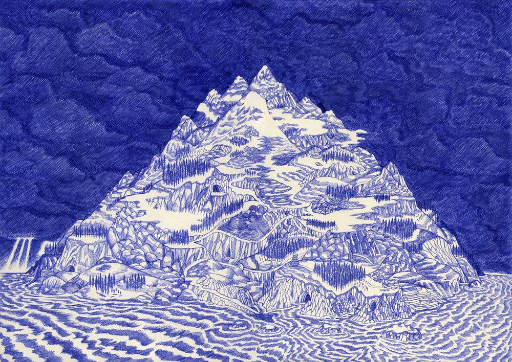 Cyclops Island —Kevin Lucbert