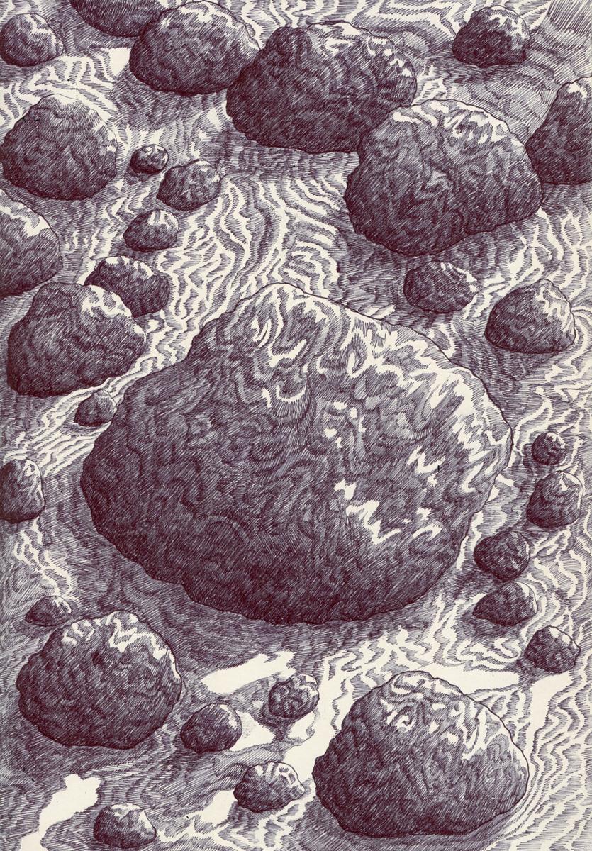 Stone River  —Kevin Lucbert