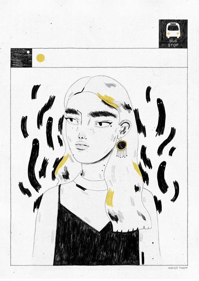 Sin Título —  Manjit  Th  app