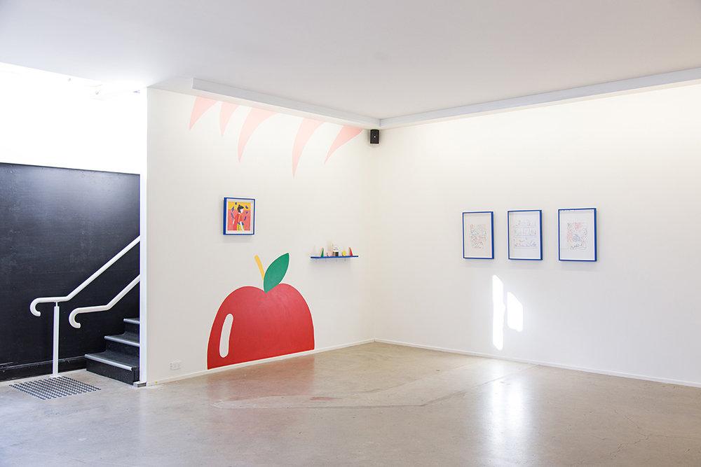 Still (exposición  ) —Carla McRae