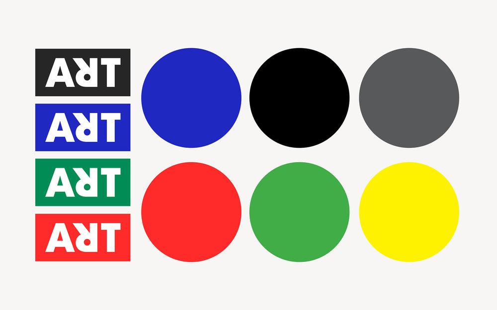 Identidad para   ArtRabbit —Bond