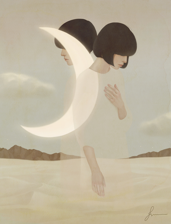 Lunar Eclipse —Jiwoon Pak