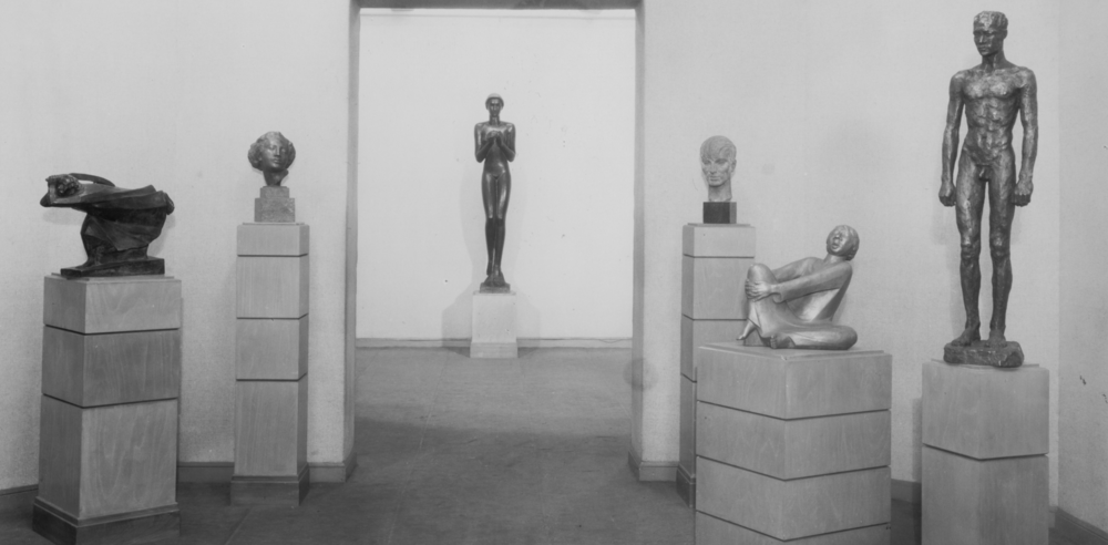 German Painting and Sculpture / 1931 — MoMA