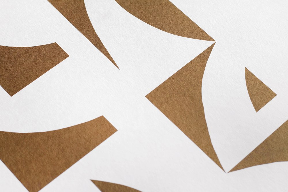 (Detalle) Poise - Copper —Kristina Krogh