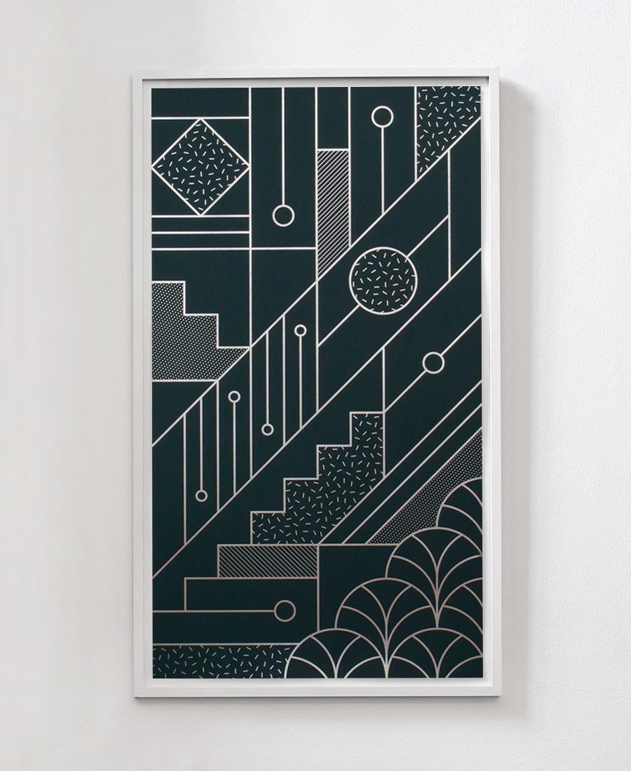 Staircase  —Kristina Krogh