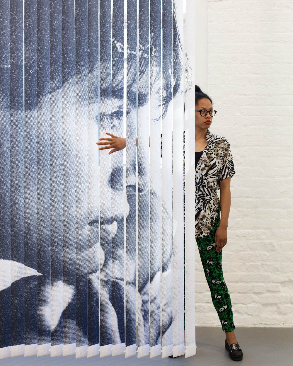 Anthea Hamilton —Shortlist Turner Prize