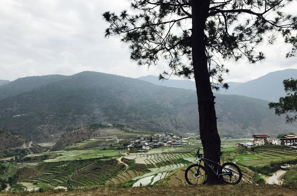 Bhutan Active Tour:A cycling,hiking and cultural sightseeing adventure in The Land of the Thunder Dragon